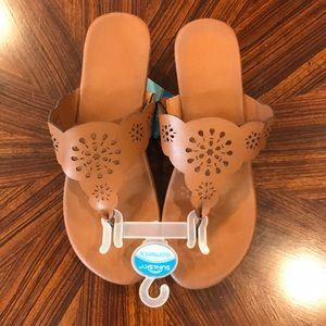 ☀️SALE! Sun & Sky Women's Wedge Sandals